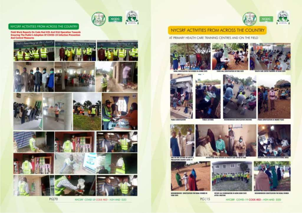 Nigeria Youths Corporate Social Responsibility Fund