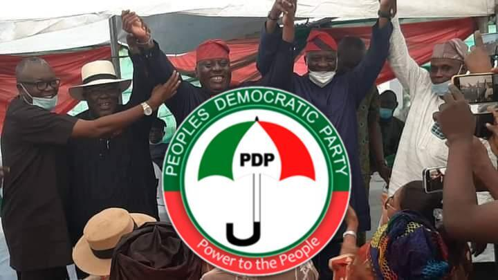PDP South West Zonal Congress