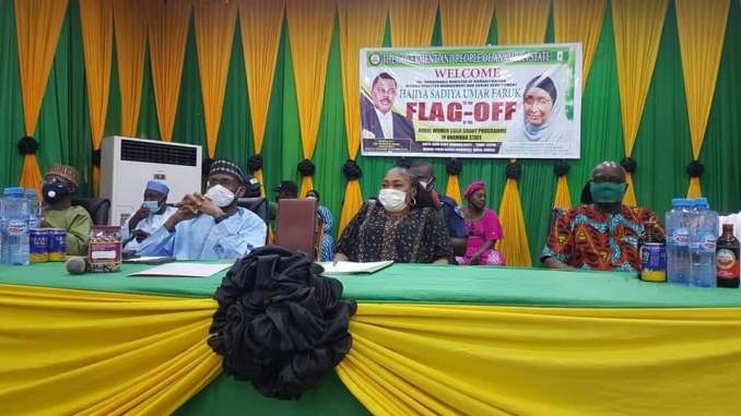 FG flags off Rural Women Cash Grant Programme (RWCGP) in Anambra State