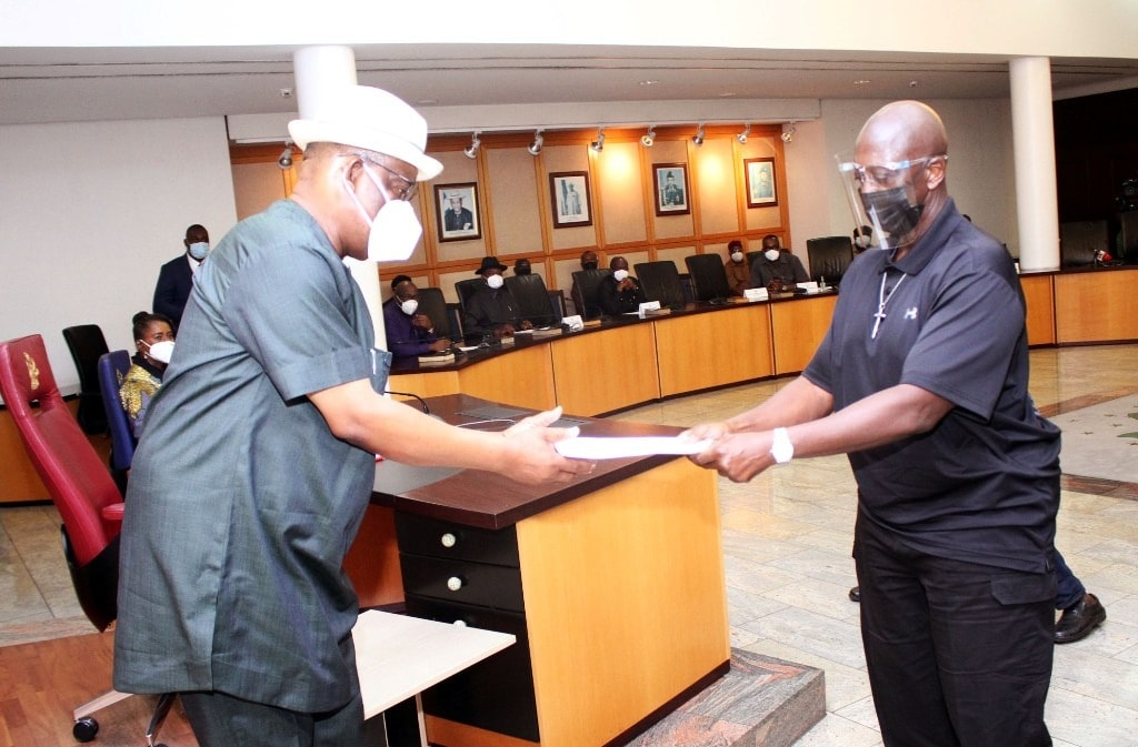 NEXT PRESIDENT WILL SPEND ENTIRE TENURE FIXING ROT CREATED BY APC - GOVERNOR WIKE