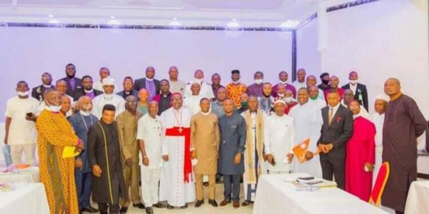 2023- South East Church Leaders Insist On Igbo Presidency