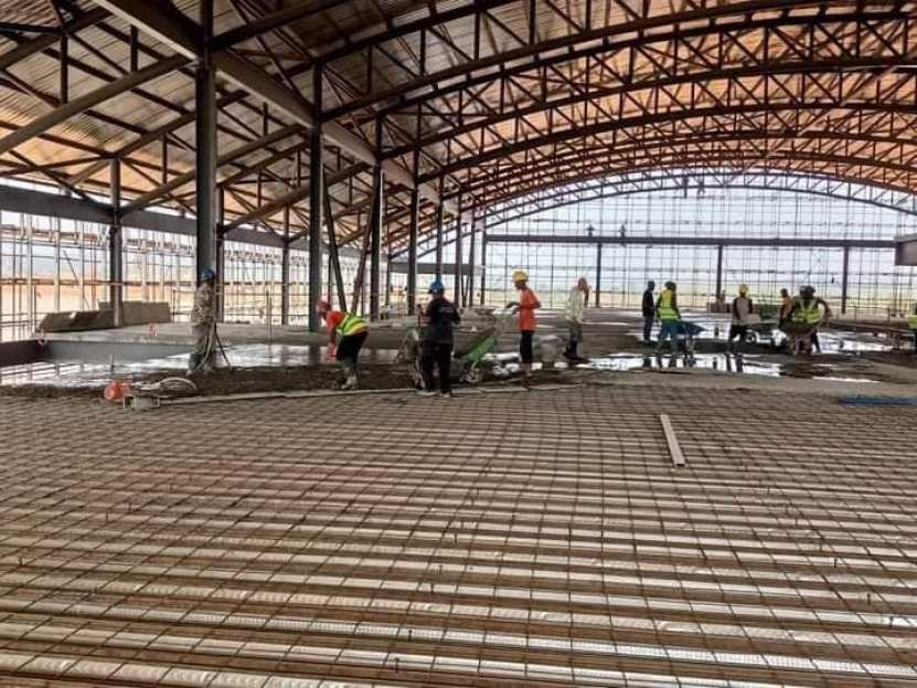 A Peep Inside Gov. Willie Obiano's Anambra Cargo and Passenger Airport Project 9