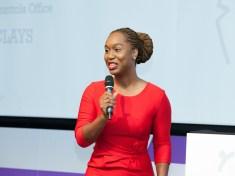 Bukola Adisa, the founder of Career Masterclass