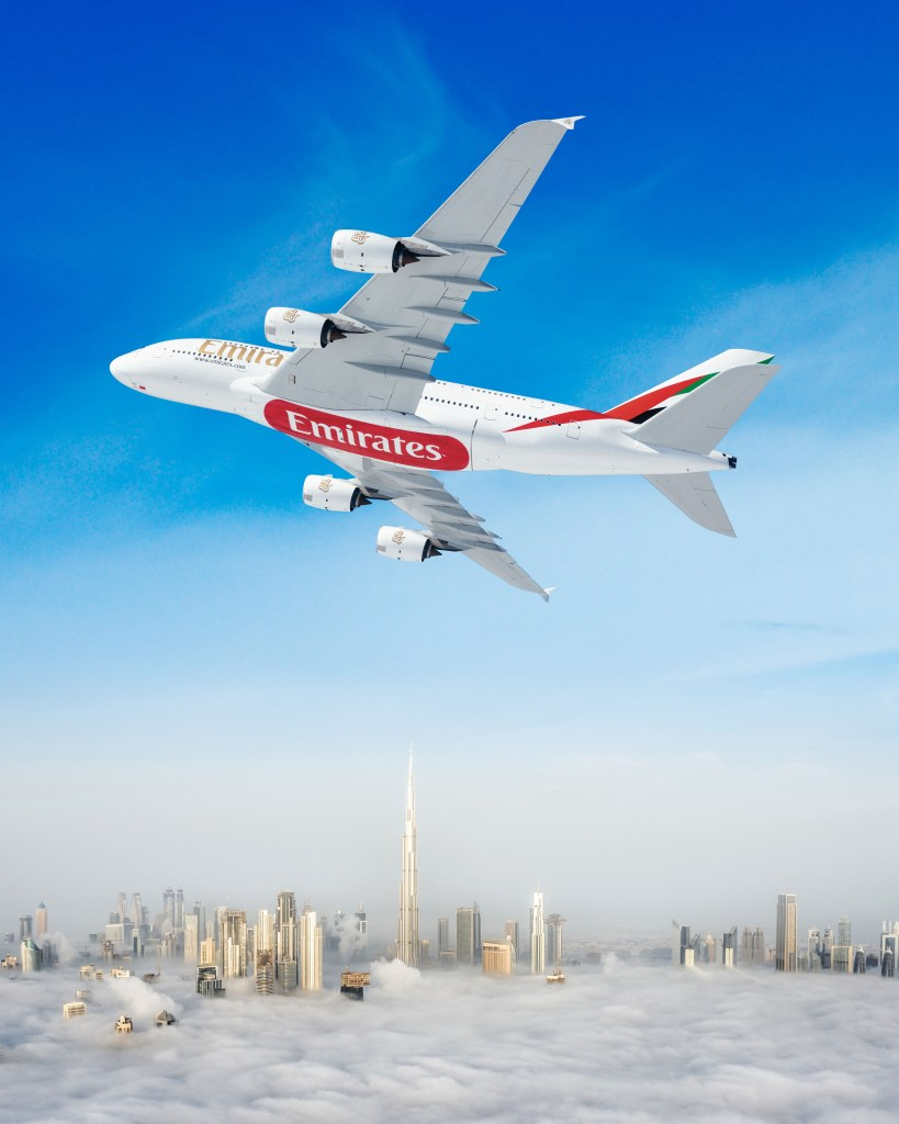 Emirates keeps trust in the air and marks vaccination rollout with UAE milestone - 9News Nigeria