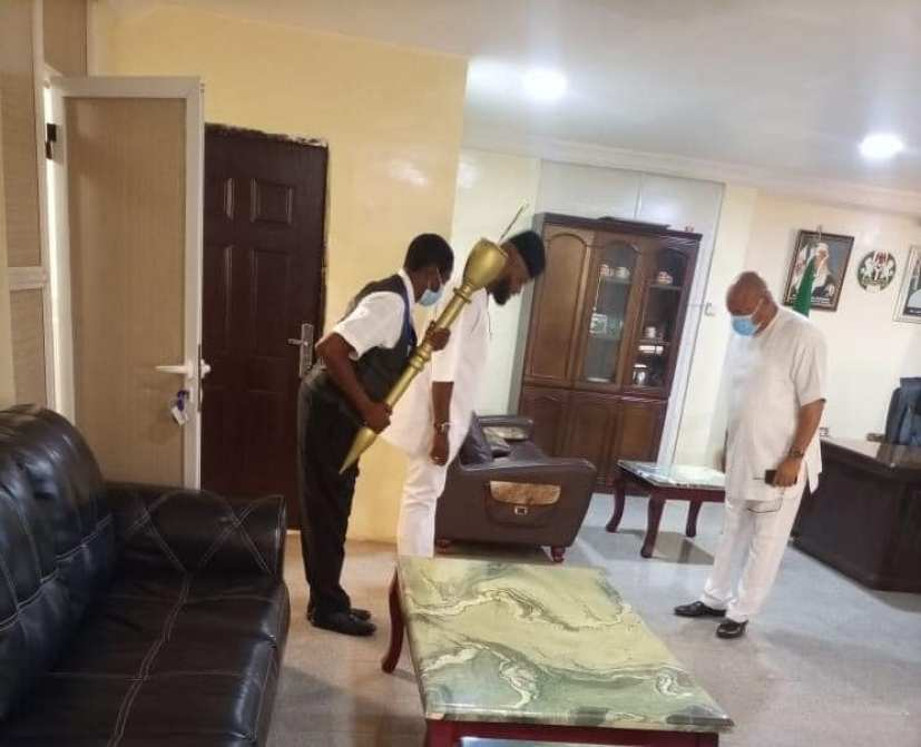 Imo Speaker tours 27 LGAs for APC membership drive - 9News Nigeria