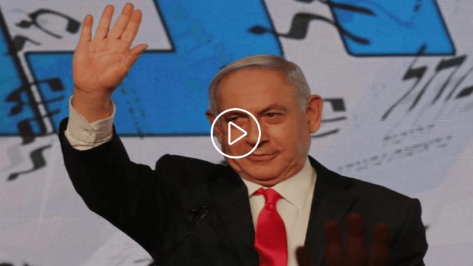 Israel votes - Palestinian-Israeli party now a potential kingmaker (Israeli Prime Minister, Netanyahu)