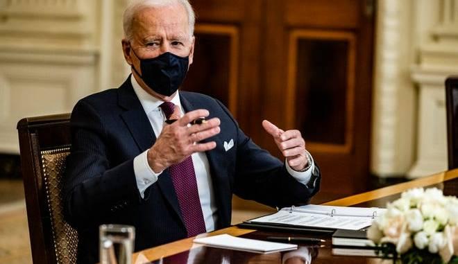 President Joe Biden's Stimulus Plan
