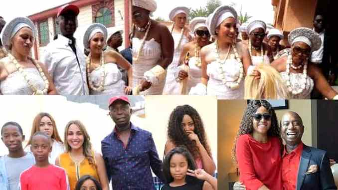 HOT: SEE PHOTOS AS MOTHER'S WEALTH WAS TRANSFERRED TO REGINA DANIELS