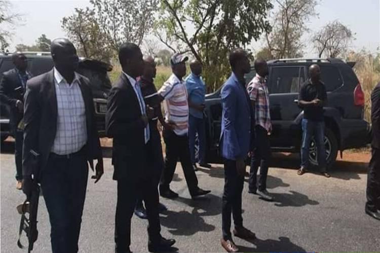 Secruty Men in Benue State
