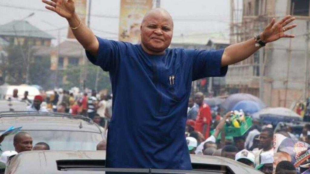Senator Ifeanyi Ararume