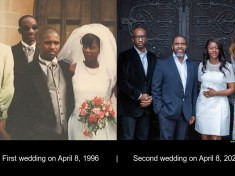 After 10 years of Divorce, Nigerian couple remarries