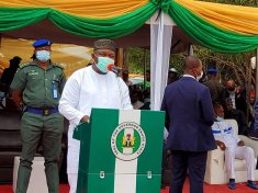 Governor Ugwuanyi of Enugu State