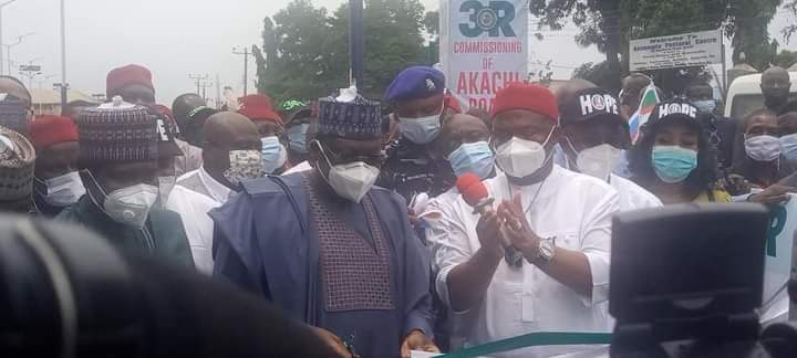 Governor Uzodinma ENJOINS Imo people to embrace APC- Assures that requests from the centre shall be treated expeditiously - 9News Nigeria