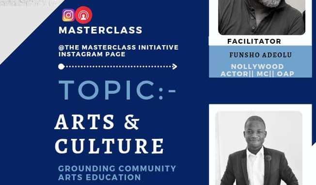 Grounding Community Arts Education Beyond the pandemic by Babátúndé Adekanmbi