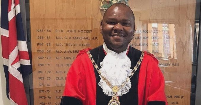 Mayor of Brent, Mayor Ezeajughi
