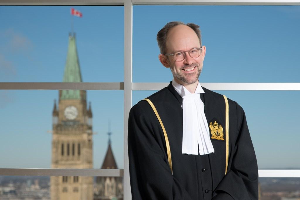 Judge Sébastien Grammond