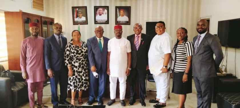 NBA IMO CHAPTER DRUMS SUPPORT FOR IMO LANDS COMMISSIONER, NOBLE ATULEGWU