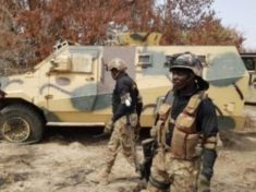 Nigerian Military in Convoy Attack Against Boko Haram Terrorists