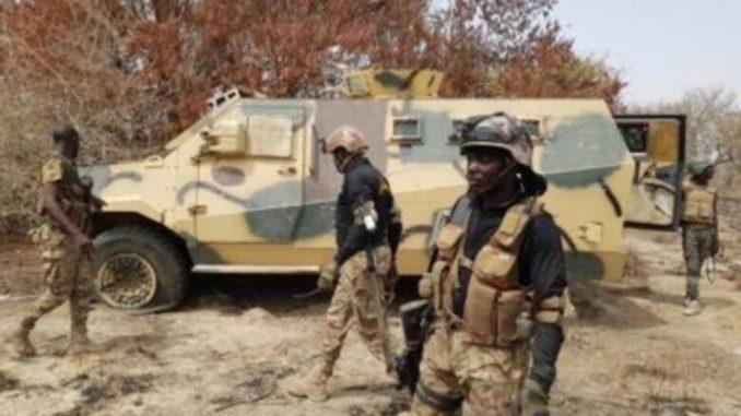 Nigerian Military in Convoy Attack Against Boko Haram Terrorists