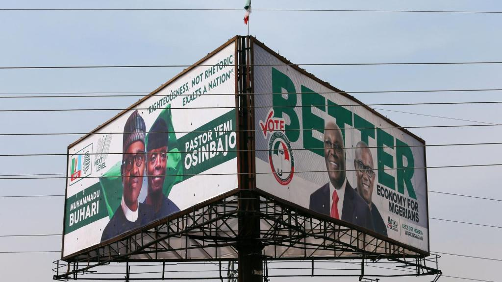 Nigerian Political campaigns