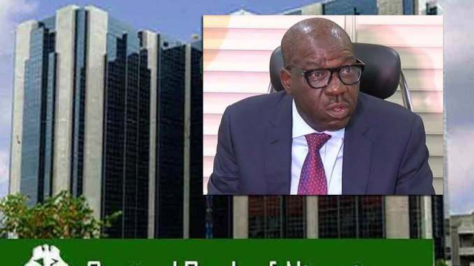 On Obaseki's reckless money-printing accusation and unprovoked attack on President Buhari - Mayaki