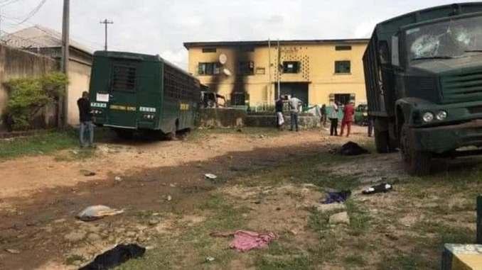 Owerri Custodial Centre Attacked By Unknown Gunmen