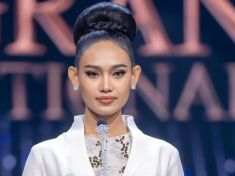 The Myanmar beauty queen who stand up to the military