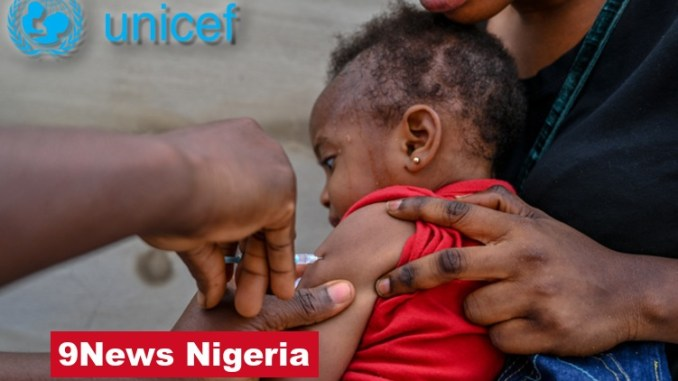 Routine Immunization Intensification in Ogun State Nigeria