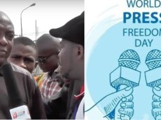 9News Nigeria Joins In World Press Freedom Day