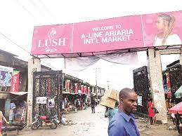 Ariaria market Aba