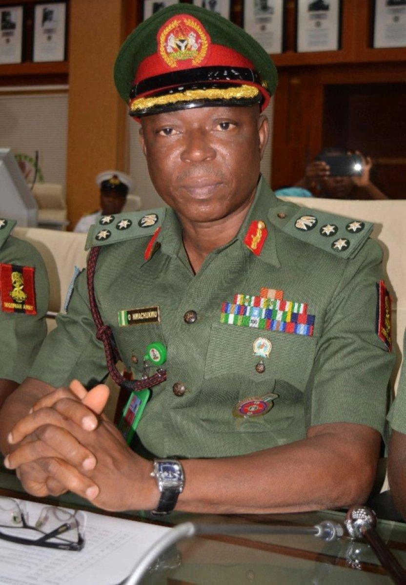 Brigadier General Onyema Nwachukwu