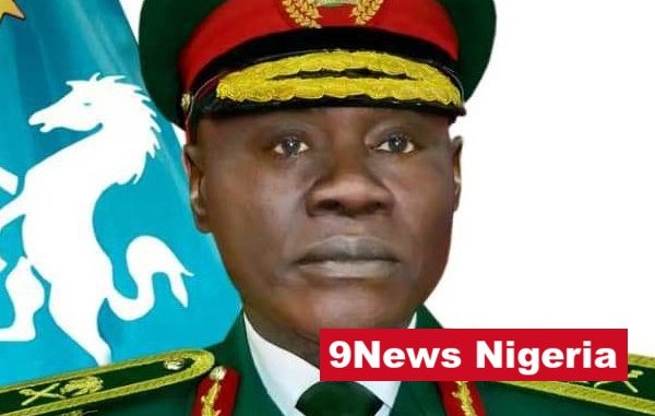 Chief of Army Staff (COAS) Major General Faruk Yahaya