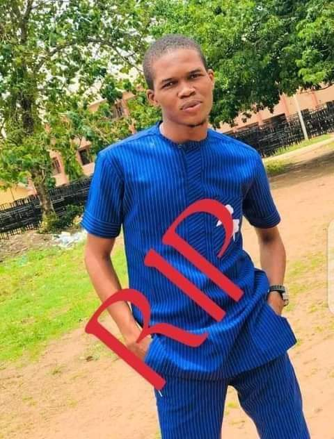 Fedponek lost an SLT course rep Daniel Ifeanyi and Sister on a ghastly accident in Portharcourt -