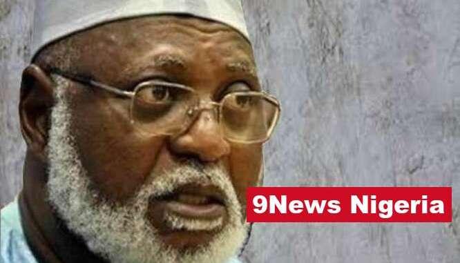 General Abdulsalami Abubakar -