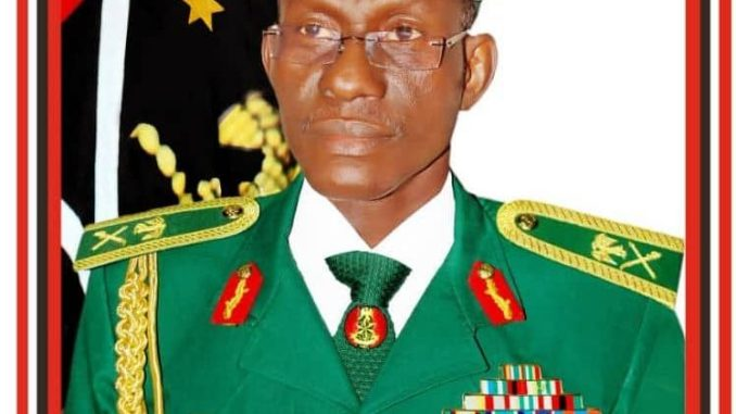 General Leo Irabor, Nigeria Chief of Defence Staff