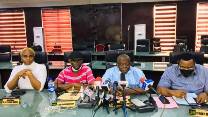 Governor Hope Uzodinma Dissolves Cabinet
