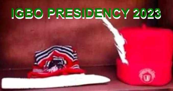 Igbo presidency 2023