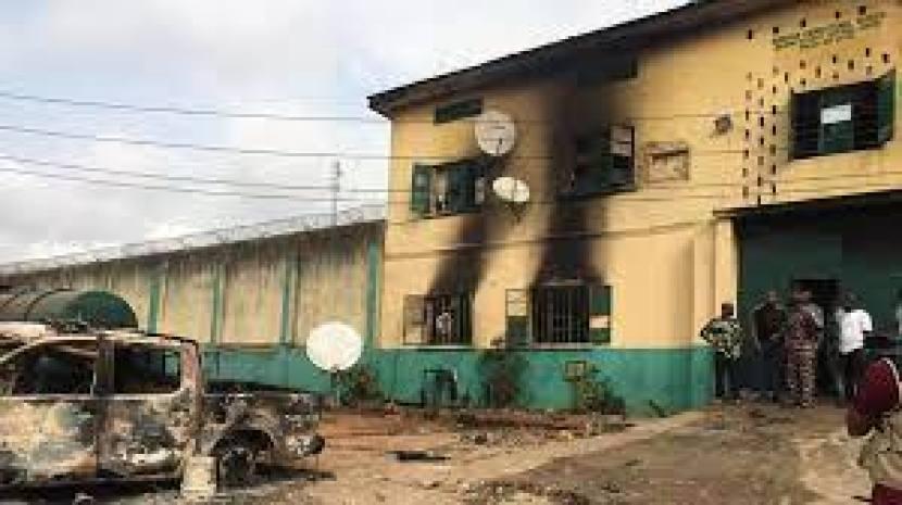 Owerri prison break