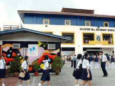 Secondary schols in Singapore