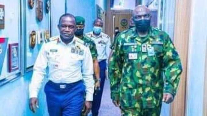 The Chief of Army Staff of the Nigerian Armed Forces, General Attahiru Ibrahim, has been killed in an air crash together with a number of his officers and aides.