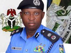 The Lagos State Police Commissioner Odumosu