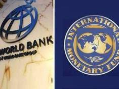 The World Bank and IMF