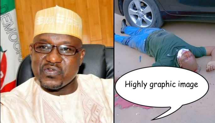 Video Emerges of How AHMED GULAK was murdered in Imo State after meeting with Governor Hope Uzodinma (VIDEO)