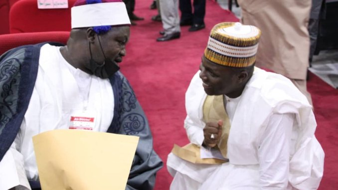Yobe State Governor and The Emir of Damaturu