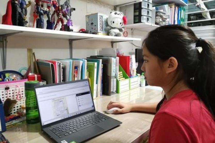 home based learning singapore