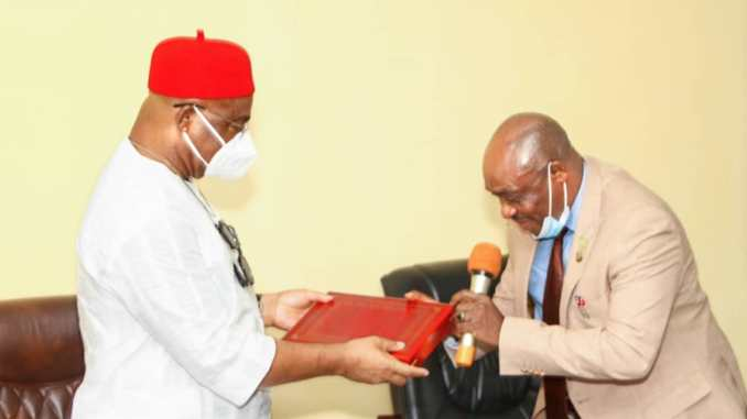 DSS ASSURES UZODINMA OF CRITICAL INTELLIGENCE IN IMO STATE