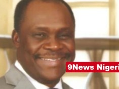 Former Senatorial Aspirant, Naval Capt Jerry Obike Ogbonna (Rtd)
