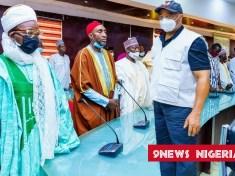 Governor Hope Uzodinma hosts Onion Producers Association led by Alhaji Aliyu Maitasimu Isah - 9News Nigeria