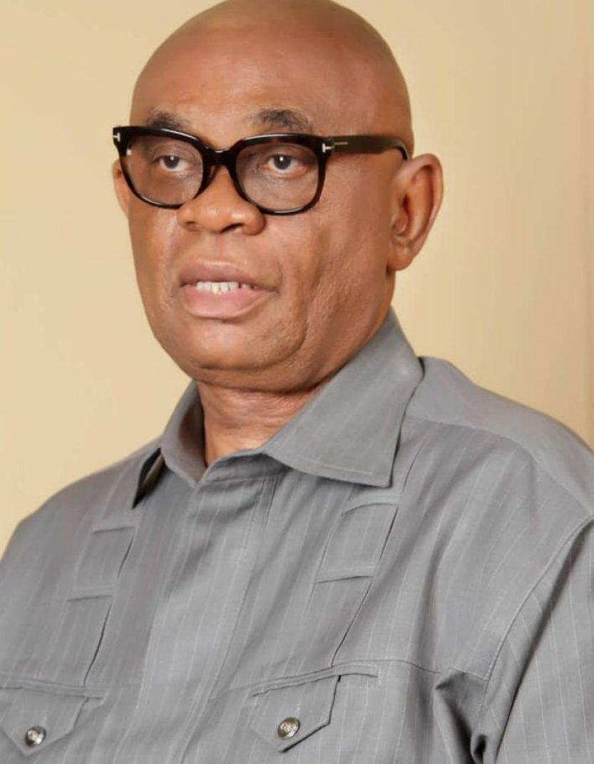 Hon Chuma Nzeribe