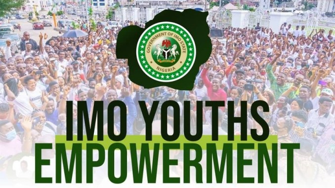 IMO GOVERNMENT READIES TO RELEASE FUNDS TO TRAIN 15,000 YOUTHS ACROSS THE STATE